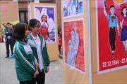 Triển lãm tranh cổ động kỷ niệm 75 năm thành lập Quân đội nhân dân Việt Nam
