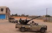 Lực lượng tự xưng Quân đội Quốc gia Libya chiếm sân bay tại Sirte