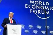 WEF 2020: Tổng thống Donald Trump kêu gọi đầu tư nước ngoài vào Mỹ