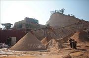 Lập Quy hoạch thăm dò, khai thác, chế biến và sử dụng các loại khoáng sản làm vật liệu xây dựng