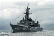 Tàu chiến của Nhật Bản đến Vịnh Oman để bảo vệ các tàu thương mại