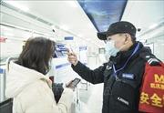 Ngành đường sắt Trung Quốc áp dụng công nghệ hỗ trợ phát hiện hành khách nghi nhiễm