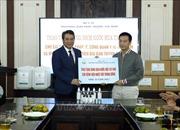 Trường Đại học Dược Hà Nội chung tay chống dịch COVID-19