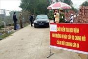 Vĩnh Phúc hỗ trợ người bị cách ly y tế và người trực chốt ở vùng có dịch