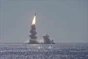 Hải quân Mỹ phóng thử thành công tên lửa Trident II từ tàu ngầm