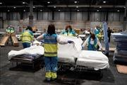Số bệnh nhân mắc COVID-19 tại Tây Ban Nha vượt 100.000 người và trên 9.000 người tử vong