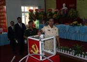 Đại hội Đảng bộ huyện điểm đầu tiên tại Kiên Giang bầu trực tiếp Bí thư Huyện ủy