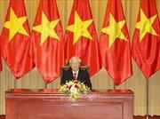 Tổng Bí thư, Chủ tịch nước Nguyễn Phú Trọng gửi điện mừng Tổng thống Liên bang Mexico