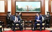 Thành phố Hồ Chí Minh sẵn sàng đẩy mạnh hợp tác với Angola và Armenia