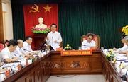 Ban Tuyên giáo Trung ương kiểm tra việc tổ chức Đại hội Đảng các cấp tại tỉnh Tuyên Quang