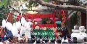 Giới thiệu cách làm đồ chơi truyền thống tại phố cổ Hà Nội