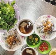 4 thức quà sáng mùa đông ở Hà Nội