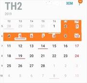 Người lao động được nghỉ  9 ngày dịp Tết Nguyên đán Kỷ Hợi 2019