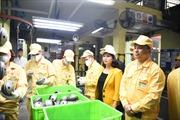 Người lao động của các khu công nghiệp cơ bản đã trở lại làm việc sau nghỉ Tết