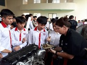 Chia sẻ kinh nghiệm kỹ năng nghề Australia tại Việt Nam