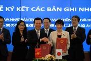 Việt Nam và Nhật Bản ký kết hợp tác trong lĩnh vực thông tin, truyền thông, bưu chính