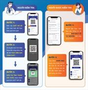 Bổ sung tính năng quét mã QR để thuận tiện chia sẻ tình trạng sức khỏe trên ứng dụng NCOVI