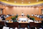 Chủ tịch TP Hà Nội: Nguy cơ lây nhiễm dịch COVID-19cao khi tụ tập đi lễ mùng 1