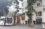 Phun khử khuẩn khách sạn có khách từng lưu trú nhiễm virus SARS-CoV-2