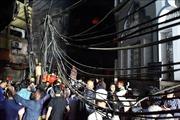 81 người thiệt mạng trong vụ hỏa hoạn tại Bangladesh