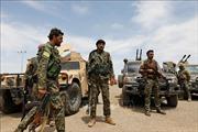 Iraq tiếp nhận hàng trăm tay súng IS từ lực lượng SDF