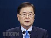 Hàn Quốc liên lạc chặt với Mỹ trước đồn đoán Triều Tiên khôi phục bãi phóng tên lửa