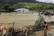 Số người thiệt mạng do lở đất và lũ quét tại Indonesia tăng lên 89 người