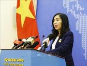 Yêu cầu Trung Quốc tôn trọng chủ quyền của Việt Nam đối với hai quần đảo Hoàng Sa, Trường Sa