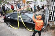 Xác định danh tính đối tượng nghi 'ngáo đá' gây tai nạn liên hoàn tại Lâm Đồng