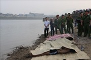 Tắm sông Đà, 8 học sinh bị tử vong thương tâm
