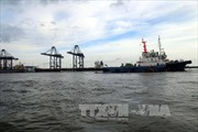 Trục vớt và thanh thải tàu hàng mắc cạn trên vùng biển Vạn Ninh, Khánh Hòa