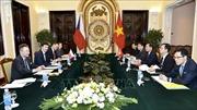 Thứ trưởng Bộ Ngoại giao Séc tham vấn chính trị tại Việt Nam