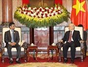 Tăng cường hợp tác lĩnh vực năng lượng và công nghiệp giữa Việt Nam - UAE