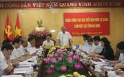 Đoàn khảo sát của Tiểu ban Điều lệ Đảng Đại hội XIII làm việc tại tỉnh Hà Nam