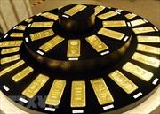Giá vàng rời mức cao nhất trong một tháng