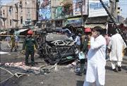 Nhánh Taliban ở Pakistan thừa nhận tiến hành vụ nổ tại đền thờ Hồi giáo