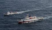 Tàu tuần duyên của Trung Quốc tiến vào vùng biển tranh chấp với Nhật Bản