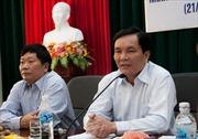 Phó Chủ tịch Liên đoàn Bóng đá Việt Nam Cấn Văn Nghĩa xin thôi chức