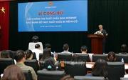 Công bố cấp Chứng thư xuất khẩu qua Internet cho hàng dệt may sang Mexico