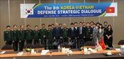 Đối thoại Chính sách Quốc phòng cấp Thứ trưởng Việt Nam - Hàn Quốc