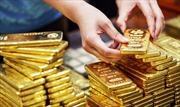 Giá vàng rời khỏi mức đỉnh 14 tháng qua