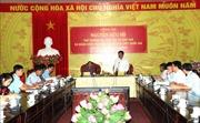 Kiểm tra công tác chuẩn bị thi THPT quốc gia 2019 tại Hà Giang