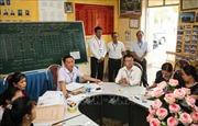 Kỳ thi THPT quốc gia 2019: Cao Bằngkhông có cán bộ và thí sinh vi phạm quy chế thi