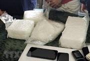 Chặn vụ vận chuyển 10 kg ma túy đá gần cửa khẩu Mộc Bài