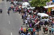 Vấn đề người di cư: Các nước nghèo đang hứng chịu gánh nặng người tị nạn