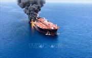 Iran cáo buộc Mỹ đứng sau các cuộc tấn công tàu chở dầu