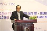 Cuộc chiến thương mại Mỹ - Trung: Nhiều rủi ro cho doanh nghiệp Việt Nam