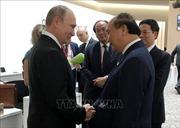 Hội nghị G20: Thủ tướng Nguyễn Xuân Phúc gặp gỡ các nhà lãnh đạo thế giới
