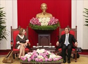 Việt Nam ưu tiên phát triển năng lượng bền vững