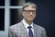 Tỷ phú Bill Gates để mất vị trí người giàu thứ hai thế giới